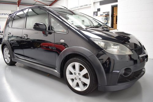 2007 Mitsubishi Colt Version R 1.5 Turbo Ralliart. 63,000 Miles For Sale (picture 1 of 6)
