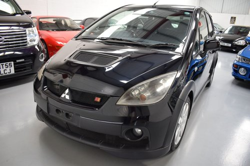 2007 Mitsubishi Colt Version R 1.5 Turbo Ralliart. 63,000 Miles For Sale (picture 2 of 6)