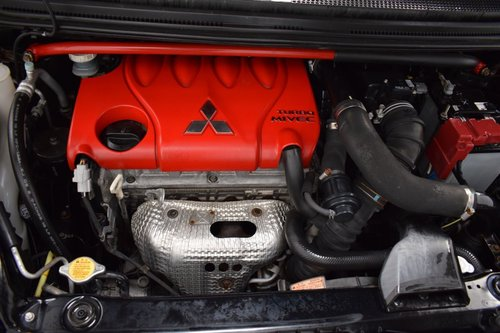 2007 Mitsubishi Colt Version R 1.5 Turbo Ralliart. 63,000 Miles For Sale (picture 5 of 6)