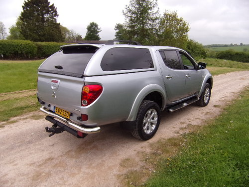 2012 Mitsubishi L200 2.5DI-D Warrior Double Cab (126830 m). For Sale (picture 4 of 6)