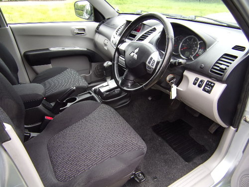 2012 Mitsubishi L200 2.5DI-D Warrior Double Cab (126830 m). For Sale (picture 5 of 6)