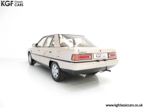 1986 Mitsubishi Galant 2000GLS with just One Owner & 55,098 Miles SOLD (picture 4 of 6)