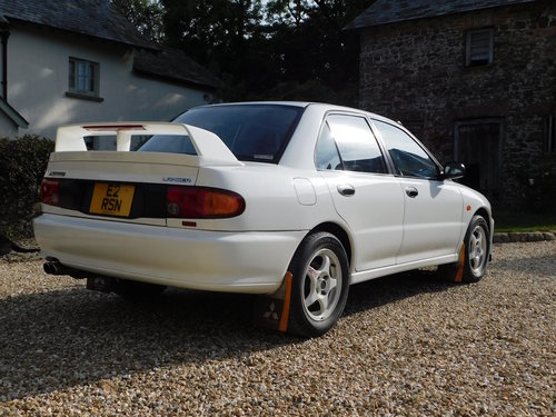 1994 Mitsubishi Lancer Evo II RS – 35k, immaculate For Sale (picture 2 of 6)