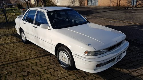 1989 MITSUBISHI GALANT VR4 - 4 WHEEL DRIVE TURBO, JAP IMPORT SOLD (picture 2 of 6)
