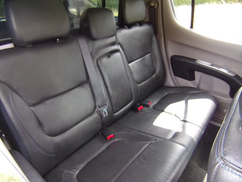 2009 Mitsubishi L200 Warrior D/C 4WD For Sale (picture 6 of 6)