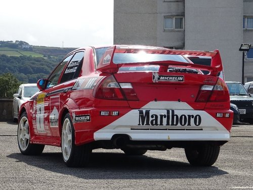 2000 Mitsubishi Lancer 2.0 EVO VI GSR Tommi Makinen 4dr EVOLUTION For Sale (picture 2 of 6)