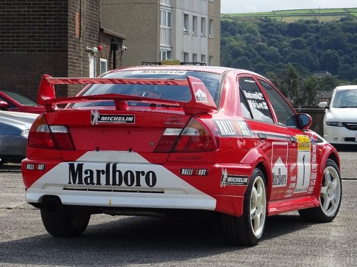 2000 Mitsubishi Lancer 2.0 EVO VI GSR Tommi Makinen 4dr EVOLUTION For Sale (picture 3 of 6)