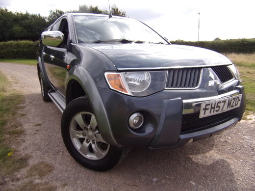 2007 Mitsubishi L200 2.5 Warrior For Sale (picture 1 of 6)