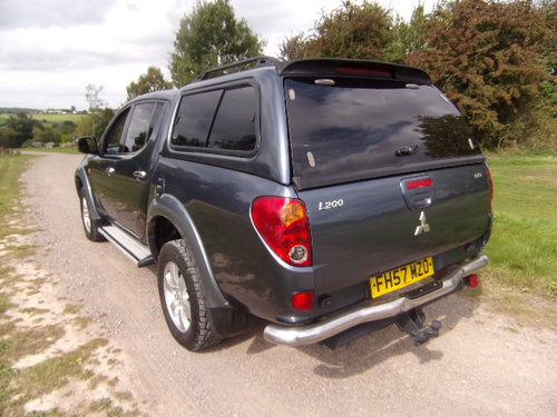 2007 Mitsubishi L200 2.5 Warrior For Sale (picture 2 of 6)