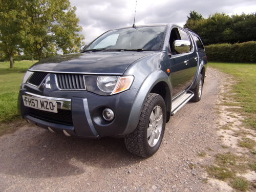 2007 Mitsubishi L200 2.5 Warrior For Sale (picture 3 of 6)