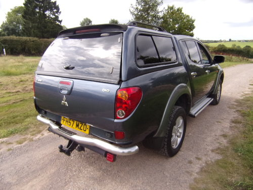 2007 Mitsubishi L200 2.5 Warrior For Sale (picture 4 of 6)