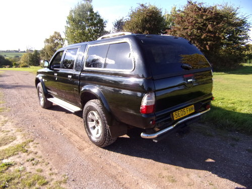 2005 Mitsubishi L200 Warrior LWB For Sale (picture 2 of 6)