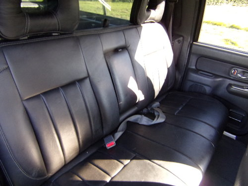 2005 Mitsubishi L200 Warrior LWB For Sale (picture 6 of 6)