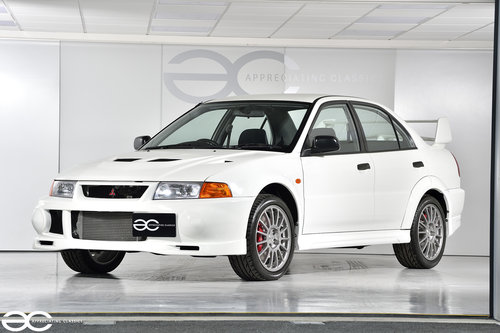 1999 Beautiful Evolution VI RS in Concours Condition *11k Miles* For Sale (picture 2 of 6)