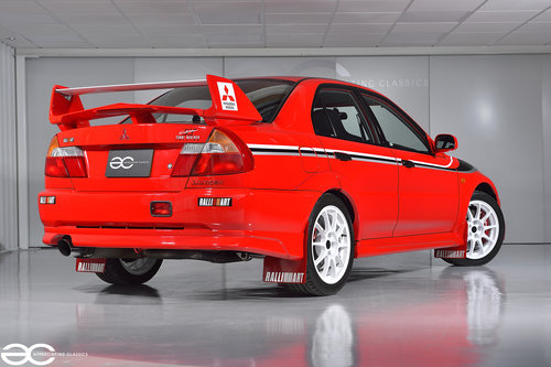 2000 Stunning Lancer Evolution Tommi Makinen Evo 6 - 27K Miles! SOLD (picture 3 of 6)