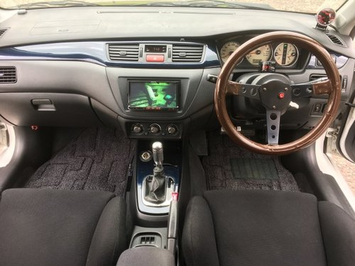 2002 Fresh Import Mitsubishi Lancer Evolution 7 GT-A, 4/B  For Sale (picture 5 of 6)