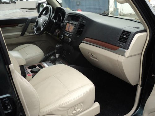 2008 LHD, MITSUBISHI PAJERO 3.2, Dies, LEFT HAND DRIVE For Sale (picture 4 of 6)