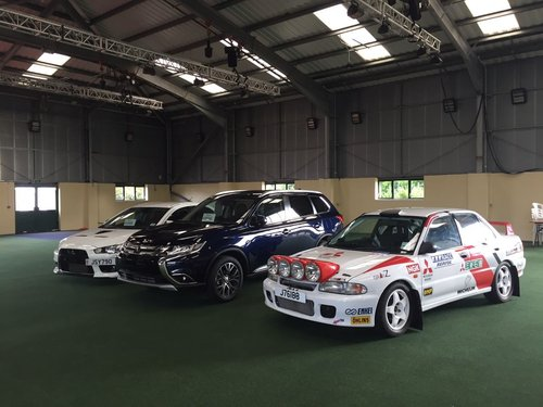 1992 Mitsubushi Evolution 1 - Rally Car For Sale (picture 6 of 6)