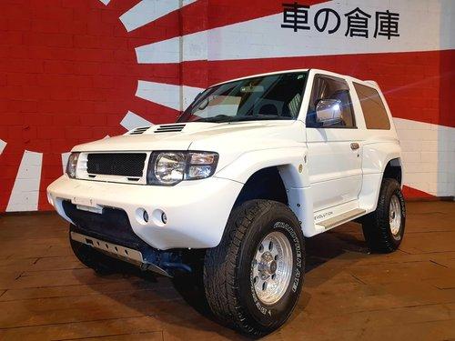 1999 MITSUBISHI PAJERO RARE SHOGUN EVOLUTION EVO DAKAR 4X4 *  For Sale (picture 1 of 6)