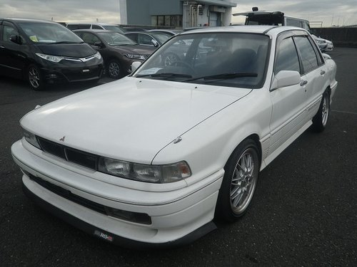 1988 MITSUBISHI GALANT VR4 E39A - 4WD TURBO HERE NOW FROM JAPAN  For Sale (picture 1 of 6)
