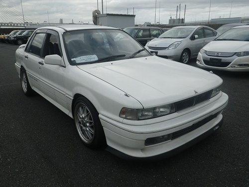 1988 MITSUBISHI GALANT VR4 E39A - 4WD TURBO HERE NOW FROM JAPAN  For Sale (picture 2 of 6)