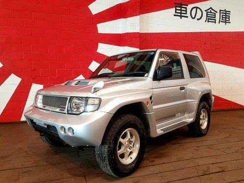 1997 MITSUBISHI PAJERO RARE SHOGUN EVOLUTION EVO DAKAR 4X4 * VERY For Sale (picture 1 of 6)