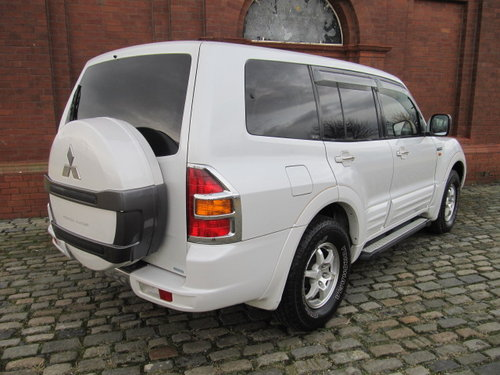 2002 MITSUBISHI PAJERO RARE 20TH ANNIVERSARY EDITION 4X4 LWB For Sale (picture 2 of 6)