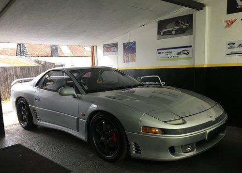 1991 Mitsubishi GTO Twin Turbo 3.0V6 300+BHP Very rare car For Sale (picture 1 of 6)