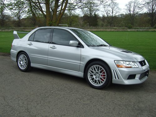 2001 Unique Evo? For Sale (picture 1 of 6)