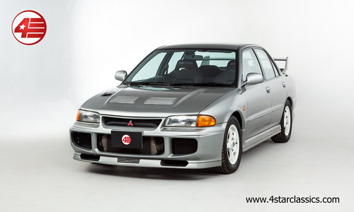 1995 Mitsubishi Lancer Evo III /// Full History /// 75k Miles For Sale (picture 1 of 6)