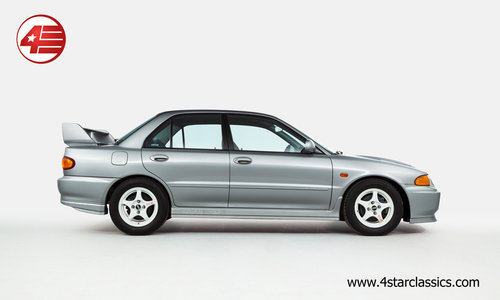 1995 Mitsubishi Lancer Evo III /// Full History /// 75k Miles For Sale (picture 2 of 6)