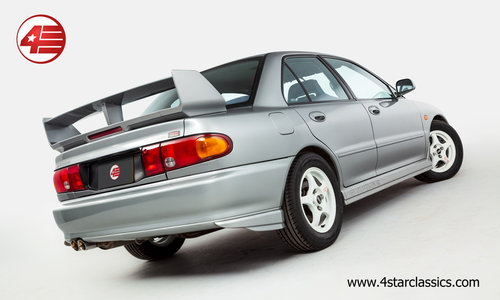 1995 Mitsubishi Lancer Evo III /// Full History /// 75k Miles For Sale (picture 3 of 6)