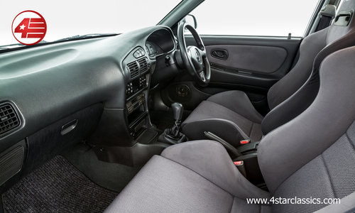 1995 Mitsubishi Lancer Evo III /// Full History /// 75k Miles For Sale (picture 4 of 6)