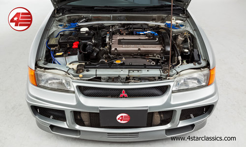 1995 Mitsubishi Lancer Evo III /// Full History /// 75k Miles For Sale (picture 6 of 6)