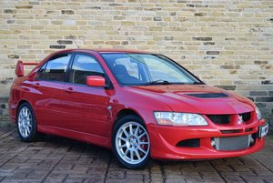2004 Mitsubishi Lancer Evolution 8 2 Owners + F/S/H For Sale