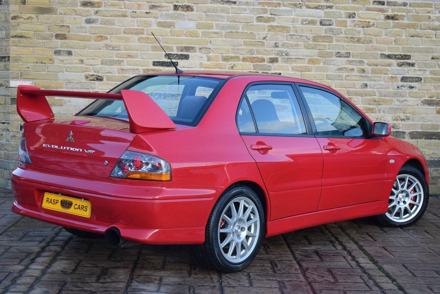 2004 Mitsubishi Lancer Evolution 8 2 Owners + F/S/H For Sale (picture 2 of 6)