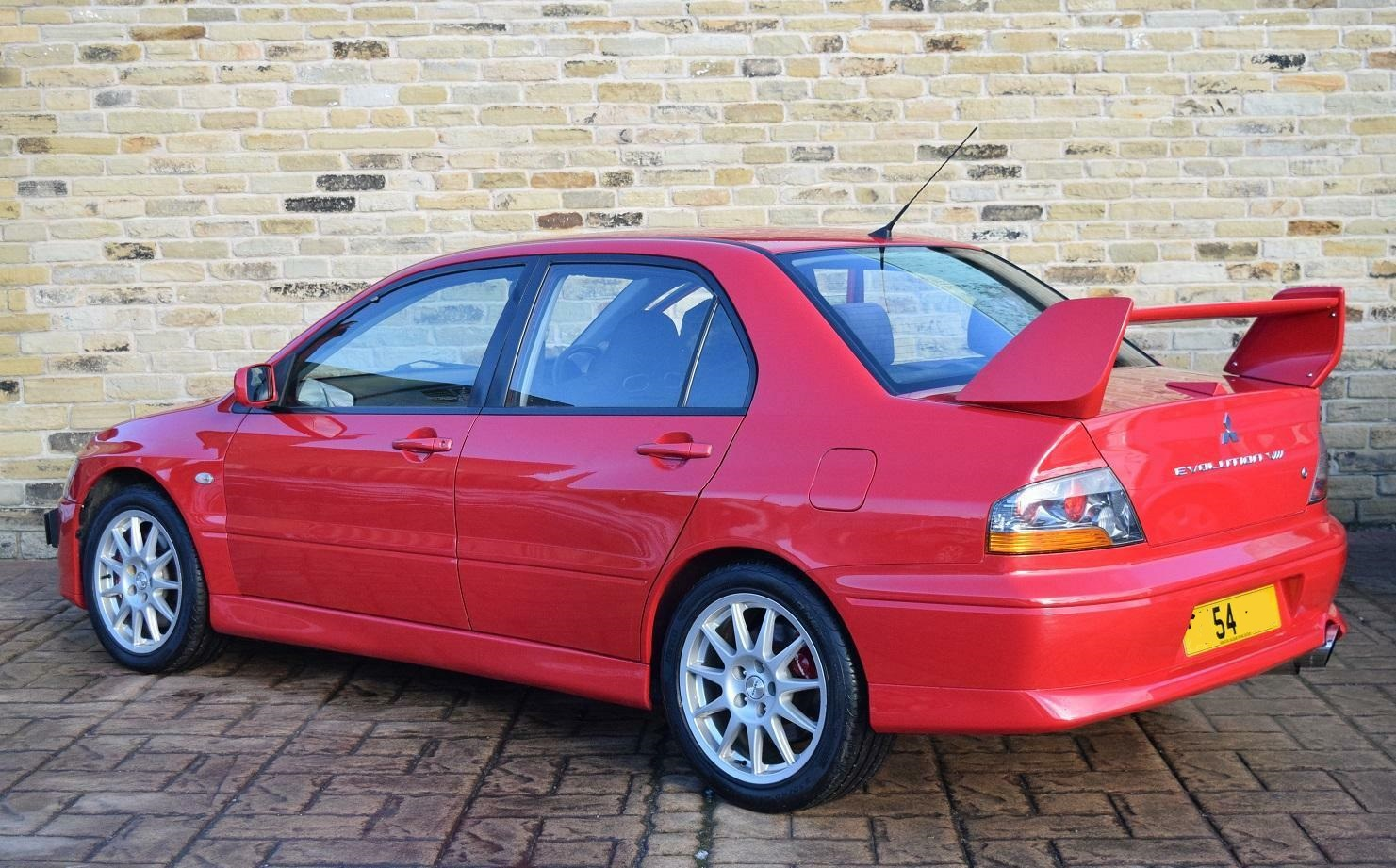 2004 Mitsubishi Lancer Evolution 8 2 Owners + F/S/H For Sale (picture 4 of 6)