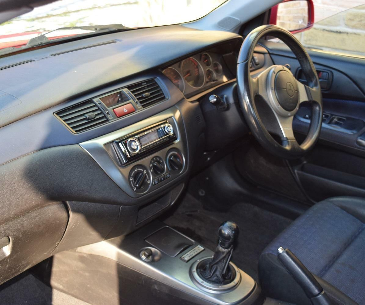 2004 Mitsubishi Lancer Evolution 8 2 Owners + F/S/H For Sale (picture 6 of 6)