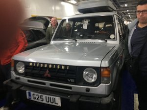1990 Very nice mk1 shogun For Sale