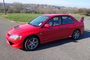 2003 Mitsubishi Evolution VIII FQ300 STUNNING For Sale