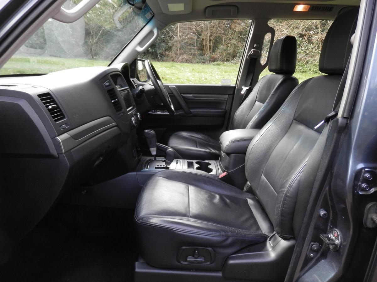 2008 Mitsubishi Shogun Elegance 3.2 Di-D. Auto. 1 Owner. Hi Spec. SOLD (picture 2 of 6)