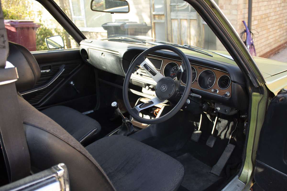 Colt Galant 1975 only one UK registered left For Sale (picture 4 of 6)