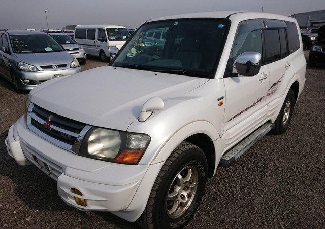 2002 MITSUBISHI PAJERO RARE SHOGUN EXCEED 3.5 AUTO 4X4 7 SEATER  For Sale (picture 1 of 6)