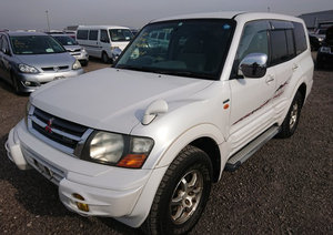 2002 MITSUBISHI PAJERO RARE SHOGUN EXCEED 3.5 AUTO 4X4 7 SEATER  For Sale