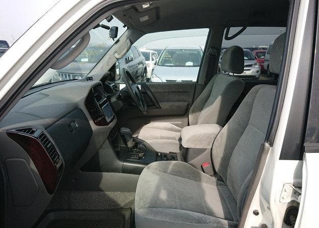2002 MITSUBISHI PAJERO RARE SHOGUN EXCEED 3.5 AUTO 4X4 7 SEATER  For Sale (picture 3 of 6)