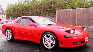 1991 mitsubishi gto twin turbo 37000 miles px For Sale