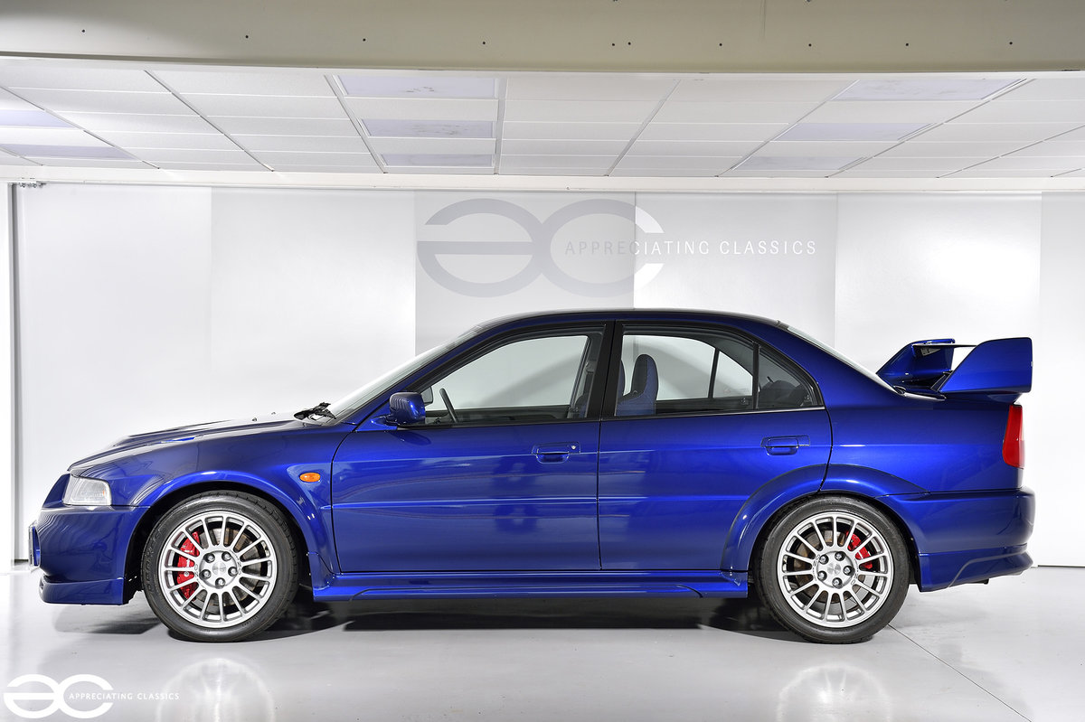 2000 Original & Stunning Mitsubishi Evolution VI - 7K Miles SOLD (picture 3 of 6)