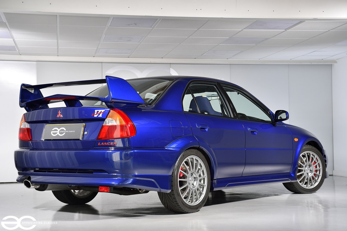 2000 Original & Stunning Mitsubishi Evolution VI - 7K Miles SOLD (picture 4 of 6)