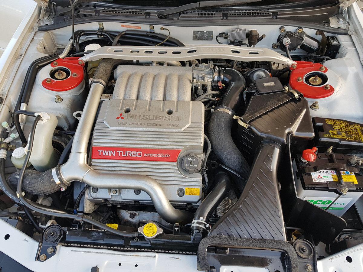 2000 MITSUBISHI LEGNUM RARE VR4 2 5 V6 24V 4WD AUTO ESTATE SOLD