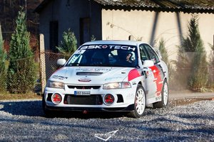 1997 Lancer Evo IV Rally Car LHD 390 HP For Sale
